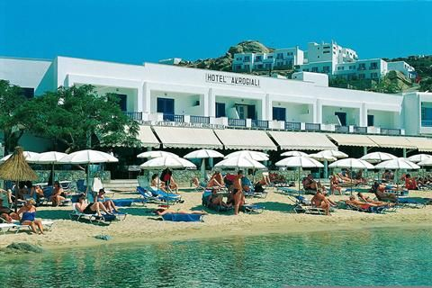 Acrogiali (Hotel) - Plati Yialos - Griekenland - Arke