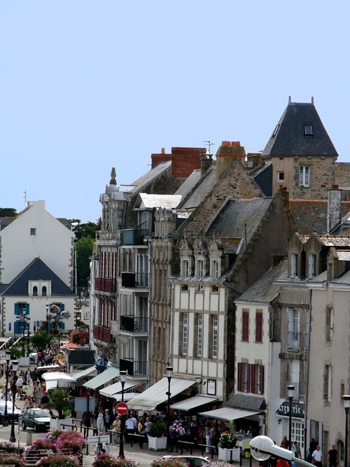 Le Croisic, une petite cité de caractère