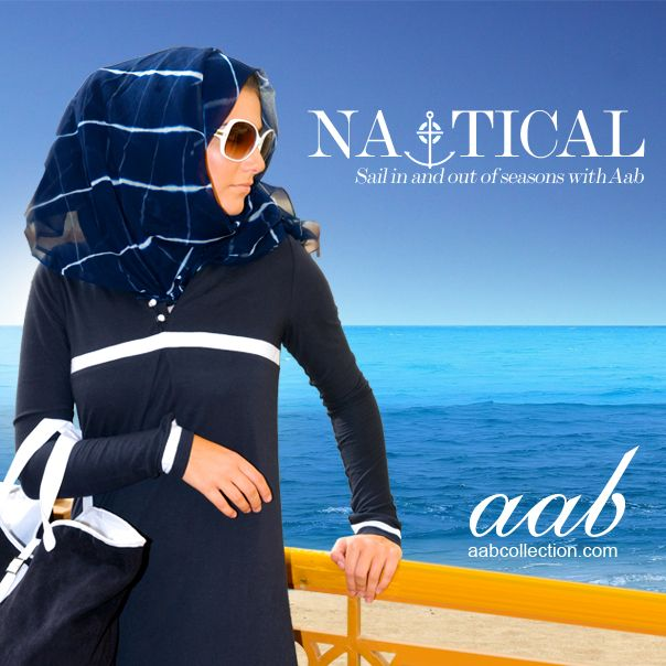 OOLONG BLUE ABAYA Best seller Oolong now available in classic nautical navy. Drift away in Oolong Blue, classy, comfortable and sure to sail you in and out of the seasons. http://www.aabcollection.com/shop/product/oolong-blue-abaya/439