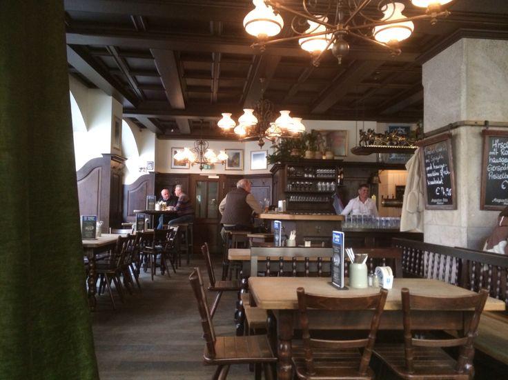 Augustiner pub in Munich.