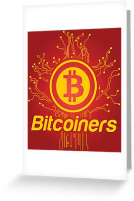 Creative Bitcoin Network by Gordon White   Greeting Card Available in 3 Sizes @redbubble  ---------------------------  #redbubble #bitcoin #btc #sticker #greetingcard #stationery  ---------------------------  https://www.redbubble.com/people/big-bang-theory/works/25889584-creative-bitcoin-network?p=greeting-card&rel=carousel
