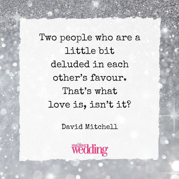 37 Romantic Quotes About Love for Your Wedding