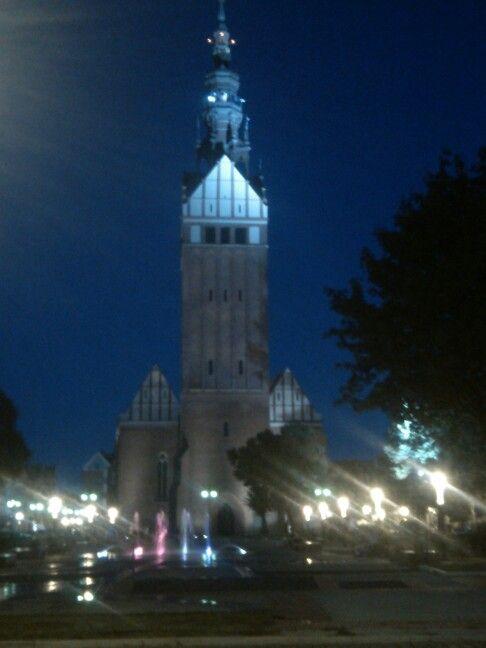 Katedra o zmroku