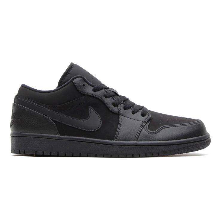 Nike Air Jordan 1 Low - Triple Black