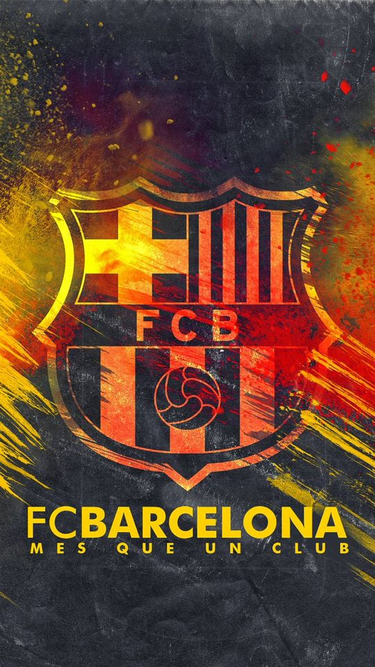 Барселона обои на телефон