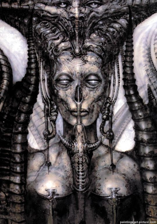 H.R.Giger Art Gallery