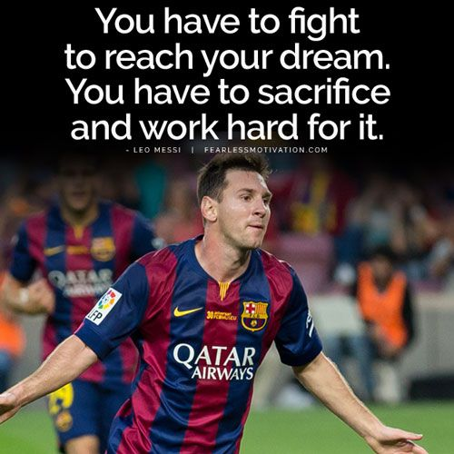 15 Powerful Lionel Messi Quotes To Help You Achieve Your ...