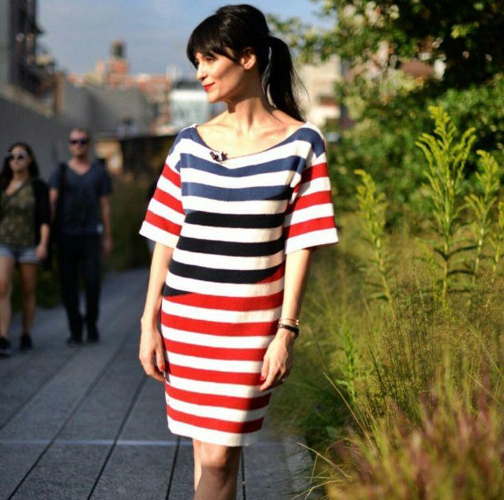 Gravação direto de NY  Nós já falamos que Vanessa Rozan arrasou na Semana de Moda de NY!  E tem mais novidades. Ela está gravando para o Esquadrão da Moda direto de lá. Logo, logo vai ao ar!