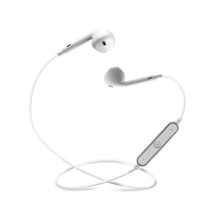 PLAY X STORE Bluetooth Headphones Cordless Earbuds, Wireless Sport Headsets Sweatproof Earphones (WHITE). Play/pause (also answer calls), Volume +/-, and next/previous track buttons. Non-slip design is perfect for active pursuits like exercising, dancing, driving, biking, playing sports or working. Built-In Mic in-line Omni-Directional Electret Condensor Microphone is placed perfectly to be the correct distance to clearly relay your. Active Lock ear stabilizers and adjustable cord for a...
