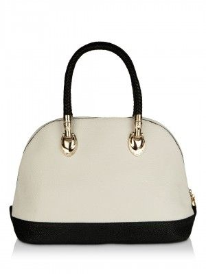Ladida Braided Handle Handbag buy from koovs.com | ladida bags ...