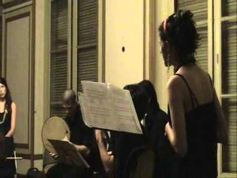 Ondas do Mar de Vigo - Ensamble Arsis - Tens Clar, Música Medieval - YouTube