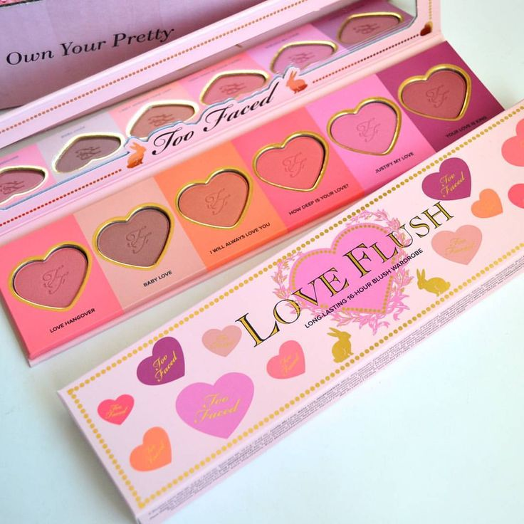 ✨Too Faced Blush Palette✨