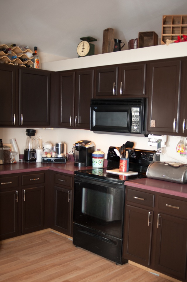 Kitchen cabinet painting  Kitchen Remodel Ideas  Pinterest