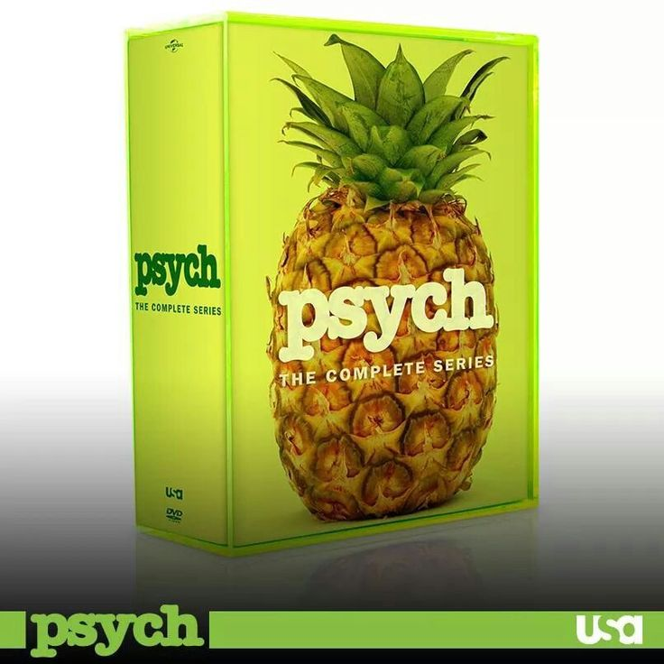 Psych complete series box set