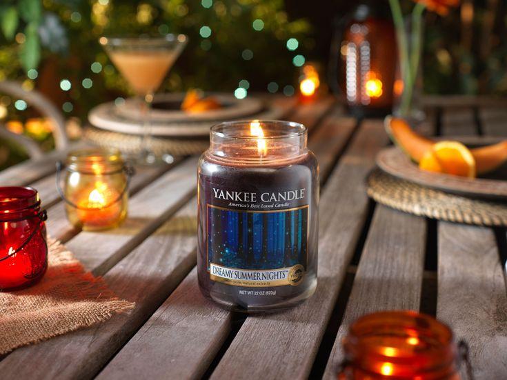 Calde notti d'estate con Yankee Candle | Shabby Chic Mania by Grazia Maiolino