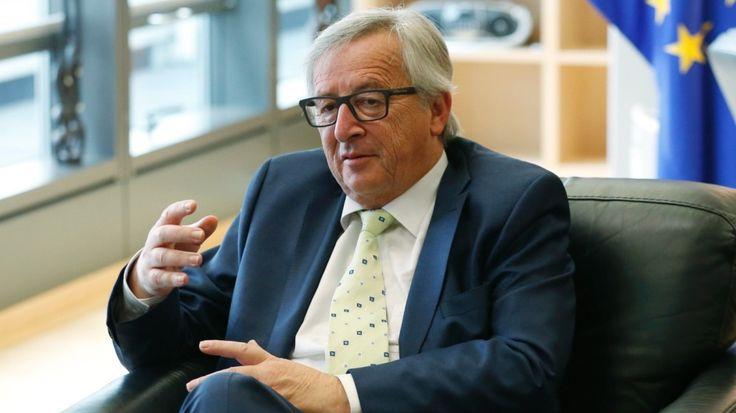 Juncker will britische Scheidungspapiere sofort - Politik - Süddeutsche.de