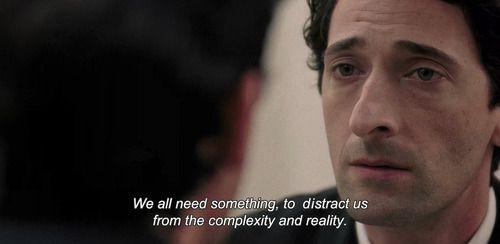 Adrien Brody. Detachment.