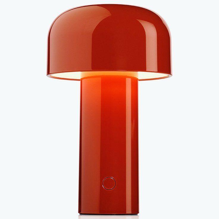 Bellhop portable light arrives! @flos See it at B&B Italia, Chiostri dell' Umanitaria di S. Barnaba, via S. Barnaba 48 and Dedon, Hall 20…
