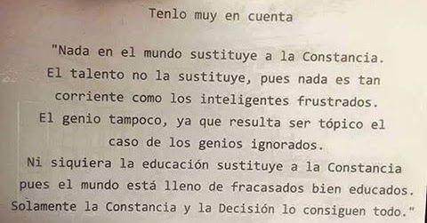 EL MENSAJE MOTIVADOR PARA NO RENDIRSE