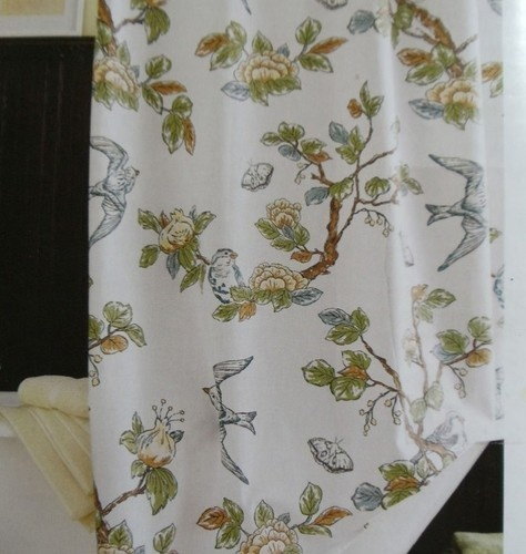 Home Threshold Target Botanical Blue Bird Shower Curtain The O 39 Jays Blue And Mom