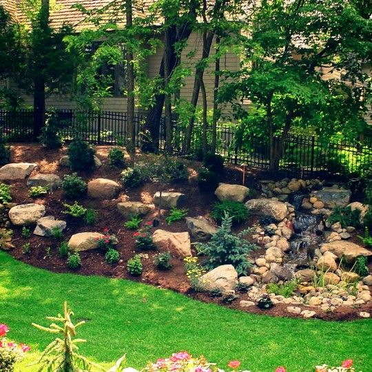 Best 25 Southern Landscaping Ideas On Pinterest: Best 25+ Hillside Landscaping Ideas On Pinterest