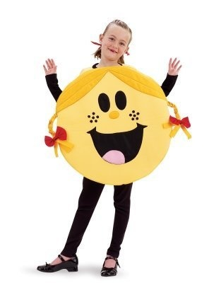 amazoncom costumes 198089 mr men and little miss miss sunshine child - Little Miss Sunshine Halloween Costume