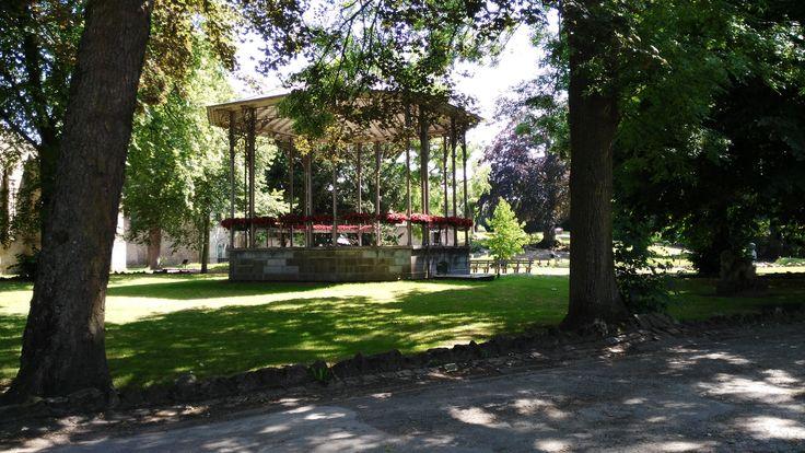 Veurne - stadspark