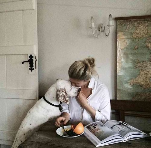 Break Morning Routine: Marte Marie Forsberg // Instagram #livelikeyouretraveling