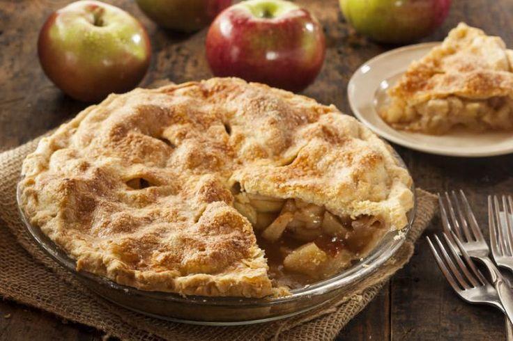 Amerikai almás pite - PROAKTIVdirekt Életmód magazin és hírek - proaktivdirekt.com