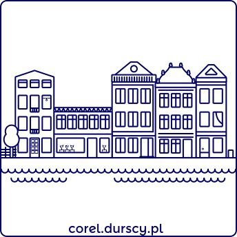 Amsterdam 2/3 #2 #corel_durscy_pl #durskirysuje #corel #coreldraw #vector #vectorart #illustration #draw #art #digitalart #graphics #flatdesign #flatdesign #icon #dom #domek #apartament #home #house #residence #apartments #amsterdam #holandia #holland #tryptyk #triptych