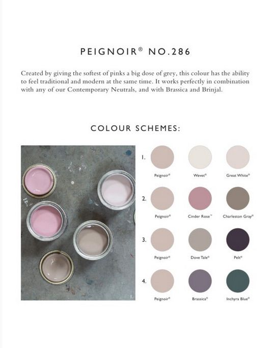 One of the new colors for 2016 from #farrow&ball