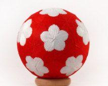 Regalo di festa giapponese Temari palla