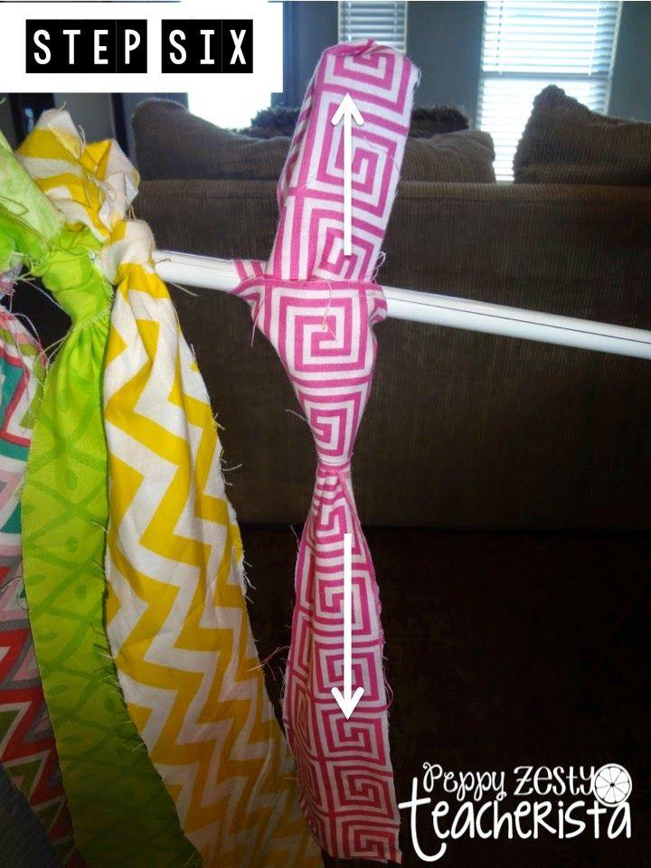 Monday Made It: Classroom Curtains – Peppy Zesty Teacherista