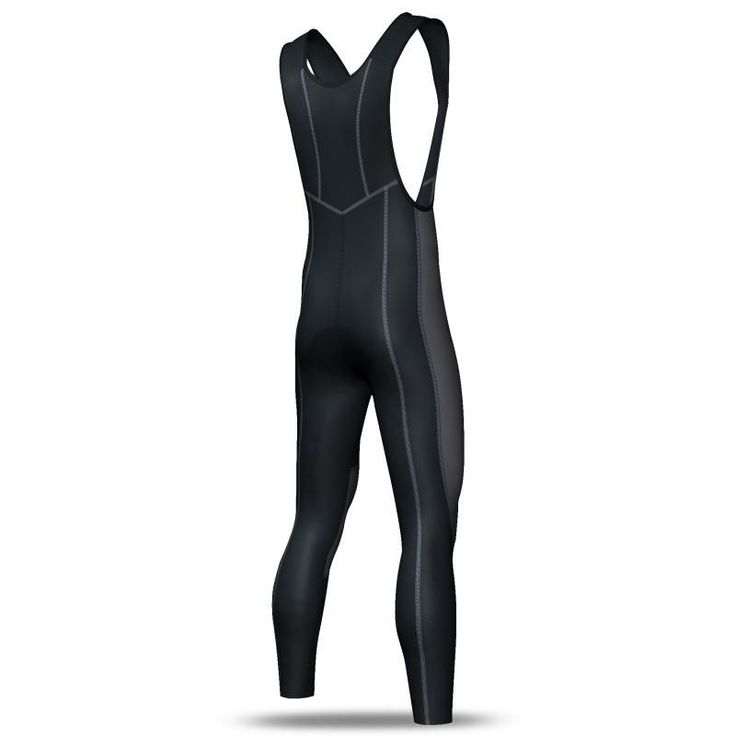 Didoo's Mens Thermal Cold Wear Cycling Bib Tights feature a lightweight, with a ultra warm brushed interior with the four way stretch material which allows total freedom of movement. Thermal Cold wear Fabric  Ideal for cold weather Elasticity and Absorbent, Excellent U.V Protection, Quick  Drying and Moisture Wicking Fabric COOLMAX 3D-Sponge cushion provides great protection and comfort for long rides Flat lock seams for extra comfort Elasticated waistband