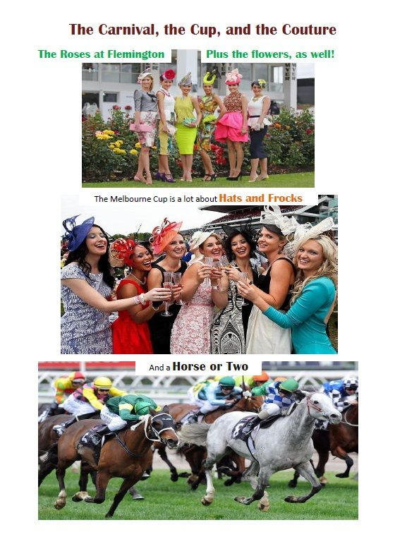 Frocks and Fillies.