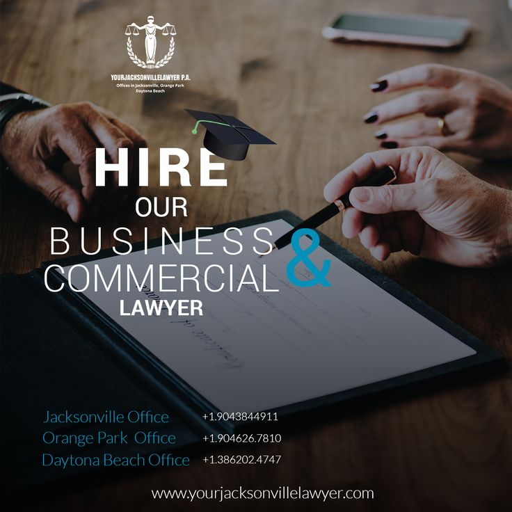 Get in Touch with our Business and Commercial Lawyer to
