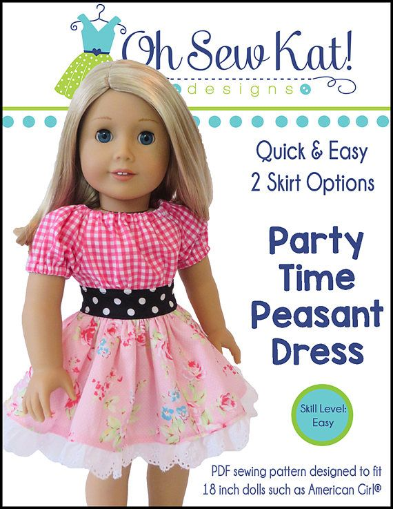 1254 best Ag sewing images on Pinterest | Girl doll clothes, 18 inch ...