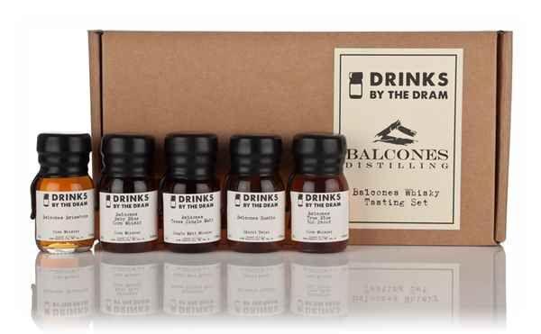 Balcones Whisky Tasting Set - Master of Malt