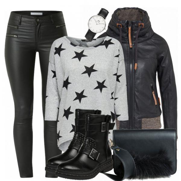 Herbst-Outfits: BlackStar bei FrauenOutfits.de