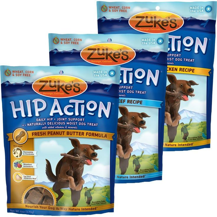 Zuke's Hip Action Natural Dog Treats -- Discover this special dog product, click the image : Dog food types