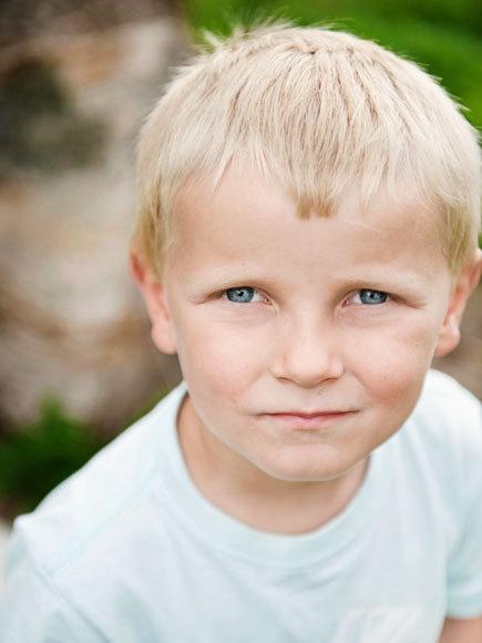 Família Real Norueguesa publica fotos de Sverre Magnus - Outubro de 2011