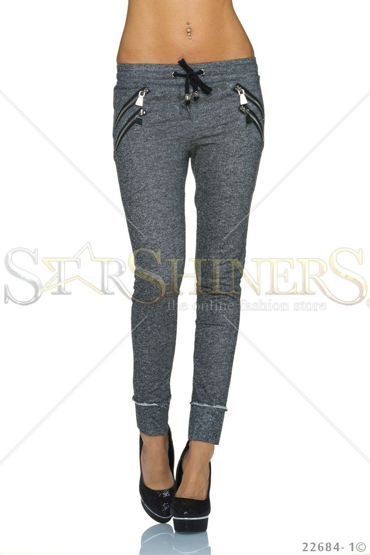 Another Flash Grey Trousers