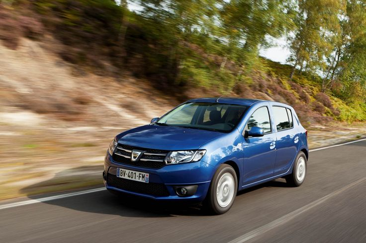 Dacia Sandero II 1.5 dCi (90 Hp) Start&Stop Easy-R FAP #cars #car #dacia #sandero #fuelconsumption