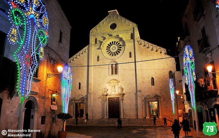 Cattedrale di San Sabino #Bari #Puglia #Italia #Italy #Viaggiare #Viaggio #OldCity #Travel #AlwaysOnTheRoad