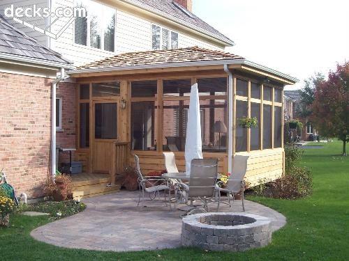 best 25+ screened in patio ideas on pinterest | screened patio ... - Screen Patio Ideas