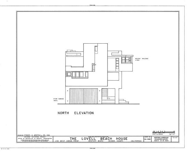 rudolph schindler house plan | house | pinterest | house