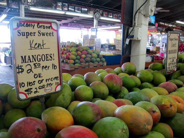 Road Trip in the Keys of Florida includes stopping at  Stopping at Robert Is Here:   Have a Smoothie of Exotic fruit, you don´t know the name of  #Florida #KeyWest #Keys #Mangoes #roadtrip