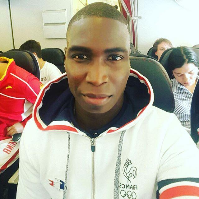 Pin for Later: 25 Athlètes Français Qui Vont Faire des JO L'évènement le Plus Sexy de la Saison Harold Correa Sport: Triple saut Son Instagram: @haroldcorrea88