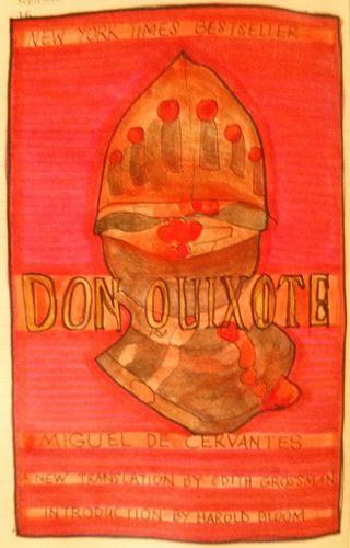 don quixote the iliad