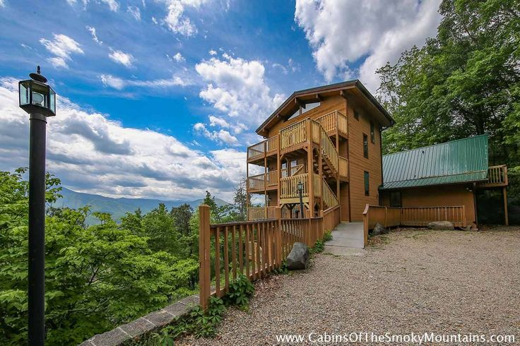 15 best images about group cabins in gatlinburg on for Www cabins of the smoky mountains com